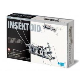 Insektoid – Zabawka edukacyjna - Mechanika i zabawa 3367