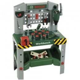 KLEIN 8637 Warsztat z Dźwiękami do Zabawy Bosch