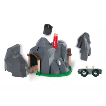 BRIO Wybuchowy Tunel TNT 33352
