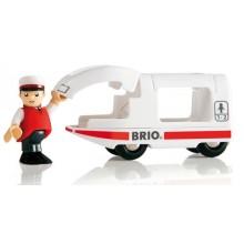 BRIO Pociąg osobowy z Maszynistą 33508