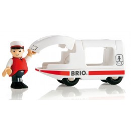 BRIO 33508 Pociąg osobowy z Maszynistą