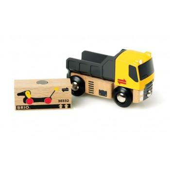 BRIO Ciężarówka Towarowa 33527