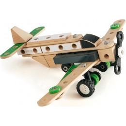 BRIO Builder Samolot Zestaw do Skręcania 34563