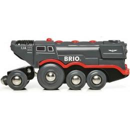 BRIO Elektryczna lokomotywa parowa 33251