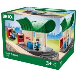 BRIO Stacja kolejowa 33745