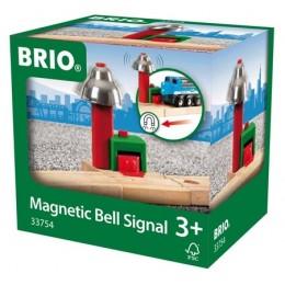 BRIO Magnetyczny sygnał dźwiękowy dzwonek 33754