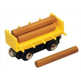 MAXIM 50387 Wagon z Drzewem do kolejek drewnianych