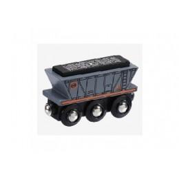 MAXIM 50804 Wagon z węglem do kolejek drewnianych