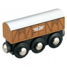 MAXIM 50818 Wagon Towarowy do kolejek drewnianych