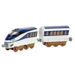 Stacyjkowo Die Cast 54121 - Lokomotywa Hanzo z wagonem