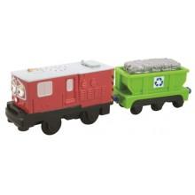 Stacyjkowo 58006 Lokomotywa Irving z Wagonem