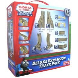 Kolejka Tomek Trackmaster T0787 Zestaw Torów Deluxe