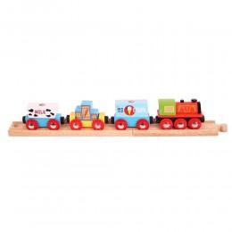 BJT181 Pociąg z produktami spożywczymi