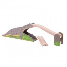 BJT242 Podjazd Dinozaur Brontozaur