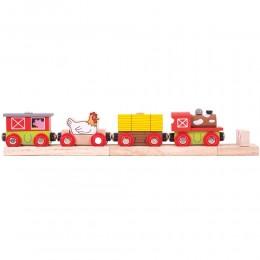 BJT466 Pociąg z farmy
