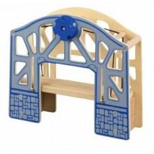 MAXIM 50440 Most podnoszony do kolejek drewnianych