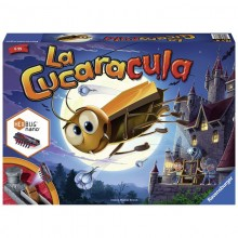 Ravensburger - Gra La Cucaracula - Robak Hexbug 21440