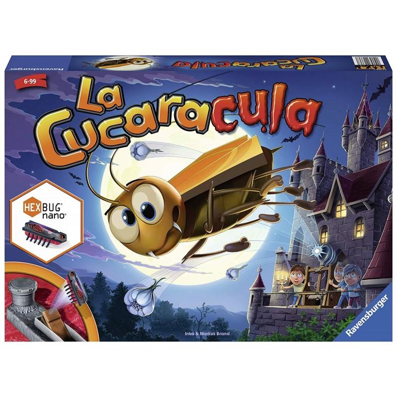 Ravensburger Gra La Cucaracula Robak Hexbug 21440 Sklep