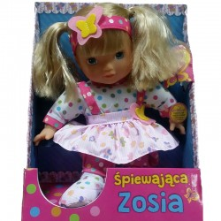 HH Poland 71451 Lalka interaktywna - Śpiewająca Zosia