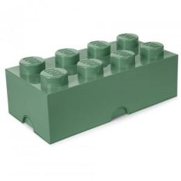 LEGO Pojemnik 8 na zabawki 50cm Kolor piaskowa zieleń