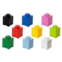 Pojemniki LEGO 12,5x12,5 ( 1 ), pojemniki okrągłe