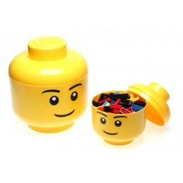LEGO®  Pojemniki Głowy