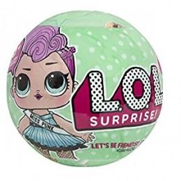 LOL Surprise! Laleczka - niespodzianka w kuli 2 SERIA
