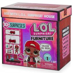 LOL Surprise! - Meble do domku - Cozy Coupe - 564096