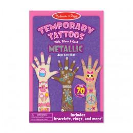 Melissa & Doug  Tymczasowe tatuaże dla dziewczynki 12948