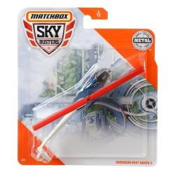 Matchbox – Sky Busters – samolot Robinson R44 Raven II – 68982 GDY47