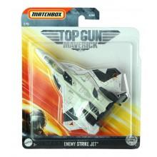 Matchbox – Top Gun Maverick – samolot odrzutowiec Enemy Strike Jet – 68982 GKT47