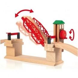 Mosty do kolejki drewnianej