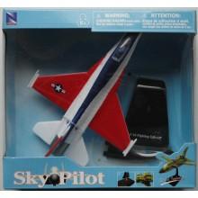 NewRay 21213 SKY PILOT 1:72 F-16 SAMOLOT