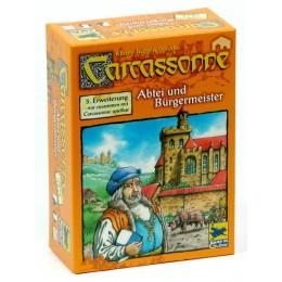 Carcassonne dodatek 5 Opactwa i Burmistrzowie