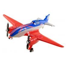 Mattel X9467 Planes Samoloty Disney - figurka Bulldog