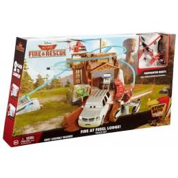 Mattel CDR39 Planes 2 Samoloty Zestaw Pożar w Kadłubacówce