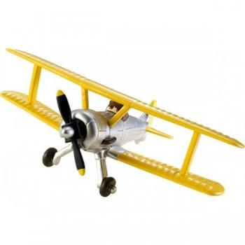 Mattel X9459 Mattel Planes Samoloty Disney - figurka KOWADŁO Leadbottom