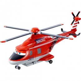 Mattel BDC00 Planes 2 Samoloty 2 Disney - BRYGADIER ŚMIGŁY