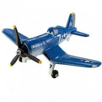Mattel BDB94 X9459 Planes Samoloty Disney - figurka KAPITAN Skipper