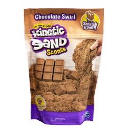 Kinetic Sand – Piasek kinetyczny czekoladowy 227g 6053900 0785
