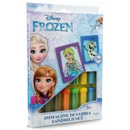 Red Castle 25423 Malowanie Piaskiem Frozen - Elsa i Olaf