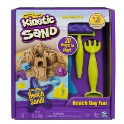 Kinetic Sand – Piasek kinetyczny – Dzień na plaży 6037424