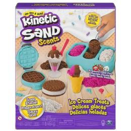 Kinetic Sand – Piasek kinetyczny – Lodowe specjały 6059742