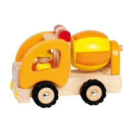 Drewniane pojazdy