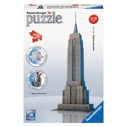 Ravensburger Puzzle 3D Empire State Building 216 el.