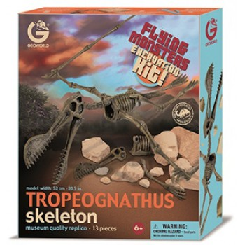 Geoworld Wykopaliska Tropeognatus CL261