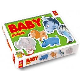 Puzzle Baby Trefl Zwierzęta Afrykańskie