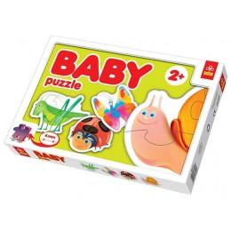 Puzzle Baby Trefl Owady