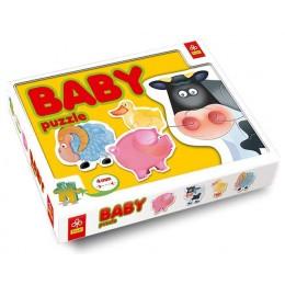 Puzzle Baby Trefl Zwierzęta Domowe