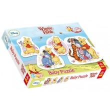 Puzzle Baby Trefl Kubuś Puchatek